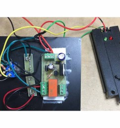 switch machine wiring [ 1000 x 1000 Pixel ]
