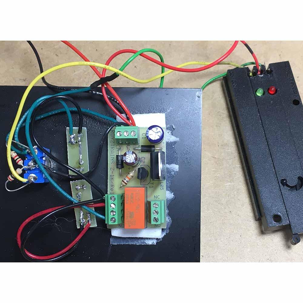 hight resolution of switch machine wiring