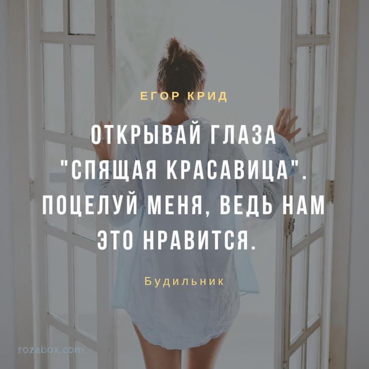 цитаты песен Крид Егор