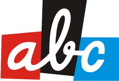 Historické logo časopisu ABC do roku 2003