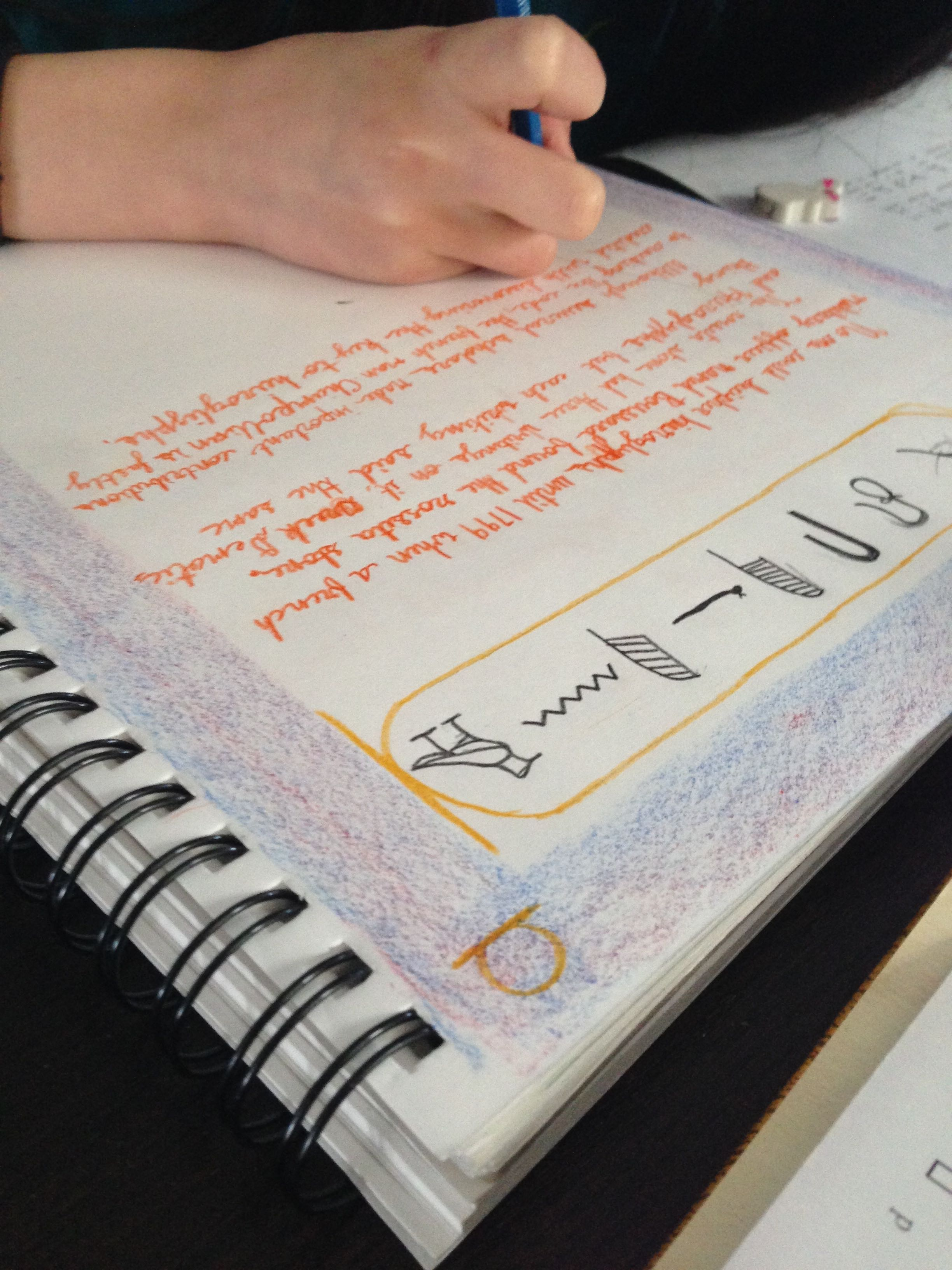 Handwriting A Love Story