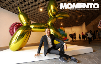 Jeff Koons / Photography by Broadway Flava