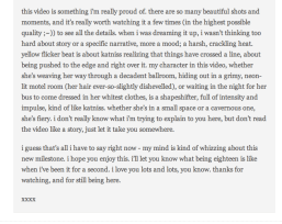 Lorde in her own words: