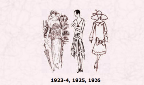 Traditional 1920s Dresses