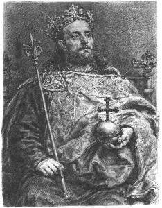 król czeski Wacław II