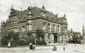 Siedziba Wysokiego Przedstawiciela Ligi Narodów w Wolnym Mieście Gdańsku
