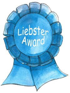 Jedno z log Liebster Award