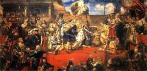 Hołd pruski 1525 rok