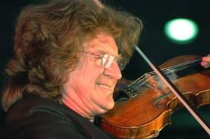 Zbigniew Wodecki podczas koncertu