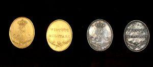 Medale Virtuti Militari z 1792