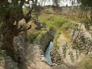 Pozostałości systemu irygacyjnego Nazca używane są po dziś dzień