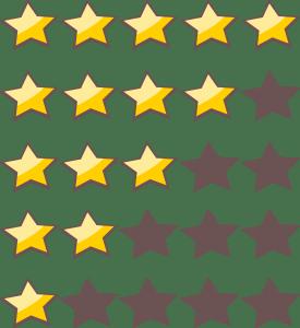 Gwiazdki ocen