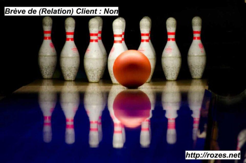 Brève de (Relation) Client Non