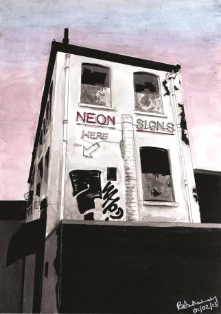 Acme Neon, Northampton
