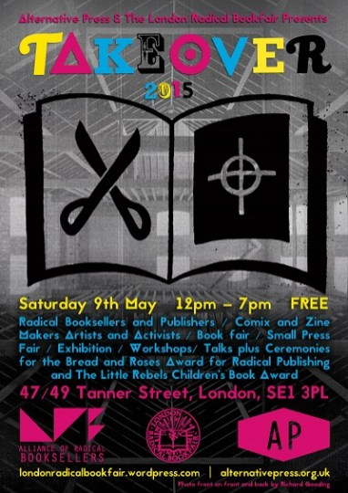 Alt. Press TAKEOVER 2015! This Saturday, roll up, roll up.