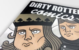 Dirty Rotten Comics #5