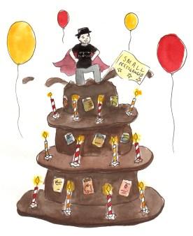Hat Cake Bonanza!