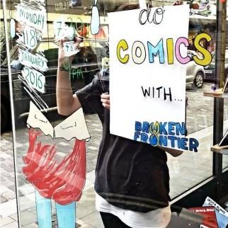 Laydeez do Comics, January 2016