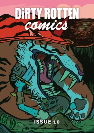 DRC10 Cover Art
