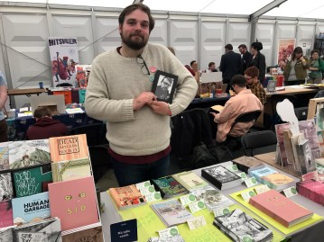 Good Comics Table @ Thought Bubble 2017 - Including Paddy