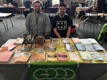 Good Comics - Loogabarooga Comics Fair