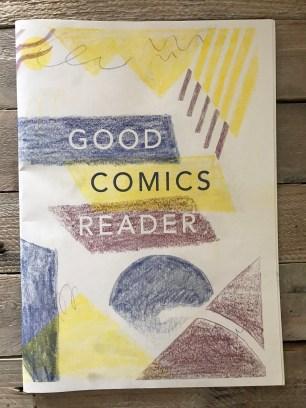 Good Comics Reader!