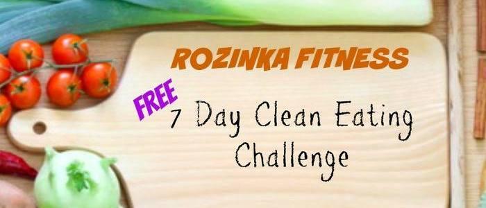 Rozinkafitness clean eating