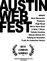 najlepsza komedia austin webfest rozmowy z babcia serial internetowy