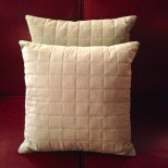 quilted toss