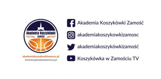 Akademia Koszykówki Zamość zaprasza na treningi koszykówki