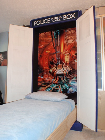Dr Who Bedroom Decor Inspiration
