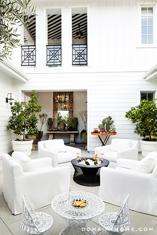 Kourtney Kardashian House Interior Design