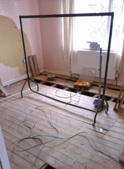 Rewiring A House One Circuit At Time