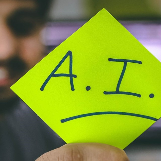 artificial intelligence post it