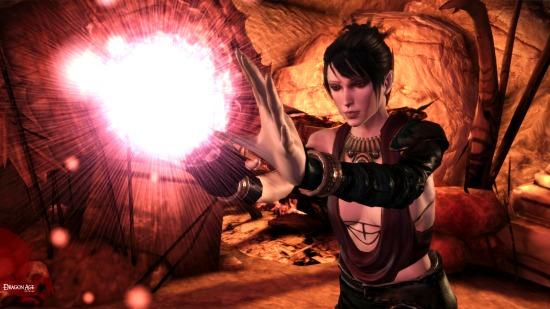 Dragon Age Origins chicky