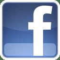 Facebook logo box