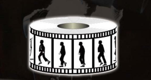 Michael Jackson packing tape