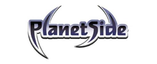 Planetside Logo