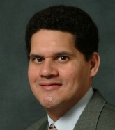 Nintend of America President and COO Reggie Fils-Aime