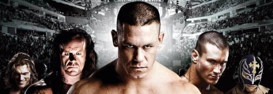 Smackdown vs Raw 2010 slider