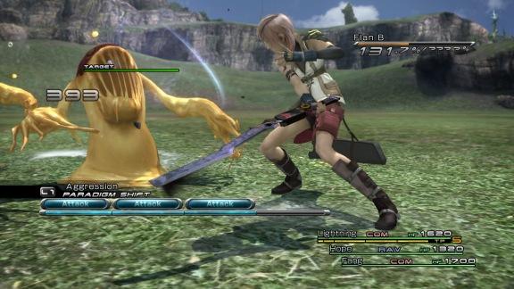 FFXIII_battle02