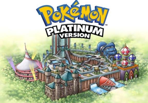 Pokemon Platinum 2