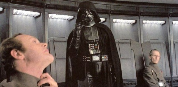 Vader Chokehold