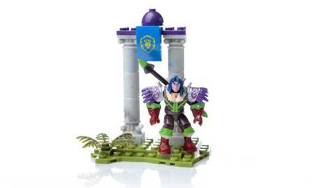 World of Warcraft Mega Bloks Available Now