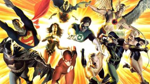 Justice League Movie in Peril?