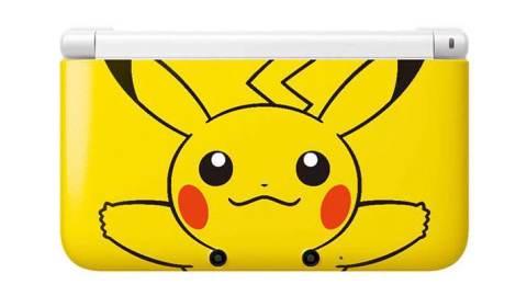 I Want a Pikachu 3DS XL/LL!!!