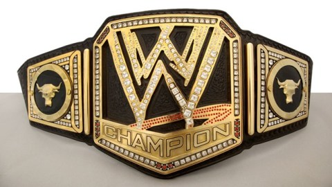 Today's Poll: The Rock's WWE Championship Belt
