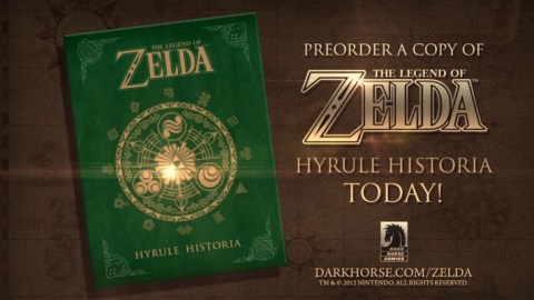Legend of Zelda: Hyrule Historia Tops NY Times Charts