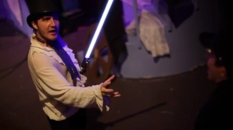 Star Wars Meets…Les Miserables?!?