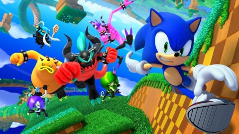 Sonic Lost World Video Interview